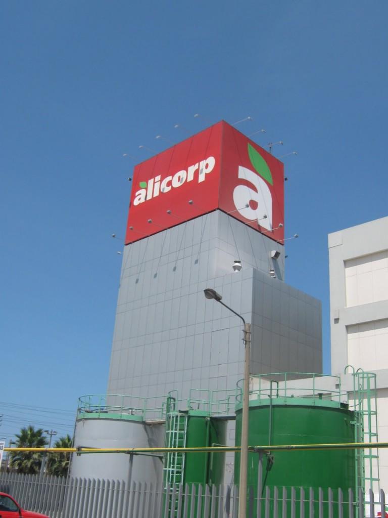 Alicorp crece y crece