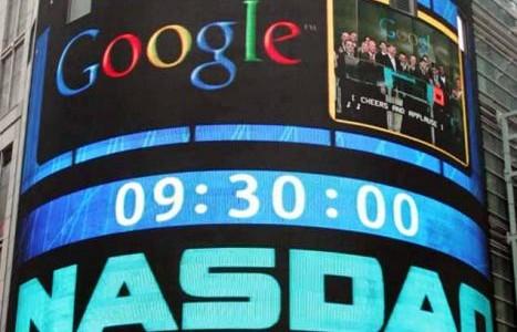 Google en la Bolsa