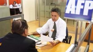 AFP y cliente