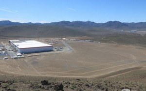 Giga Fabrica de Tesla Motors
