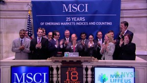 MSCI - Morgan Stanley Capital Investment