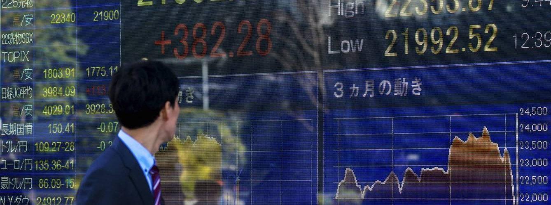 Bolsa de Valores de Tokyo