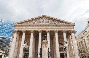La Bolsa de Londres