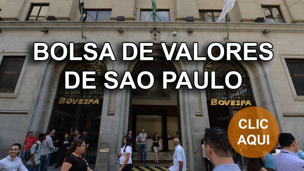 BolsadeValoresdeSaoPaulo