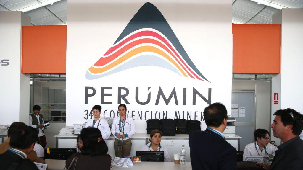 Perumin 34 2019