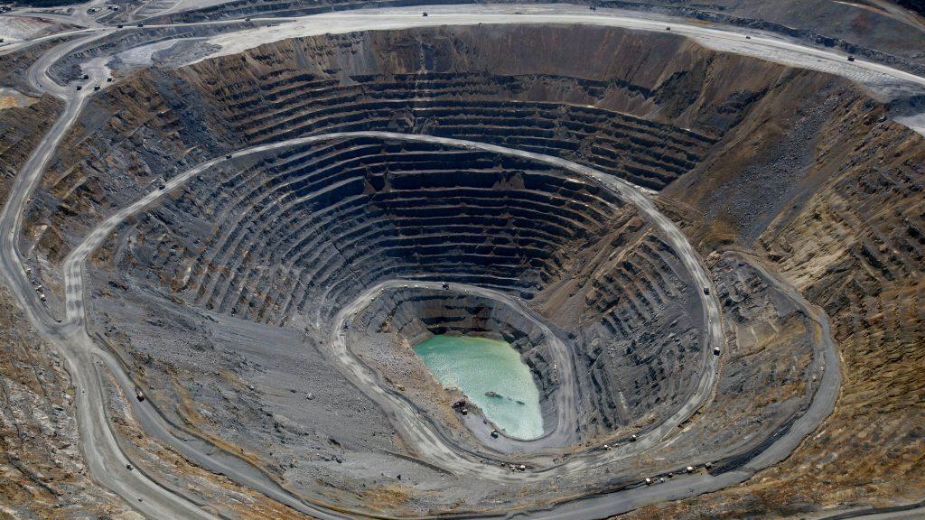 Newmont Mine